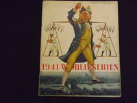 1941 World Series Program, Featuring the New York Yankees and the Brooklyn Dodgers.