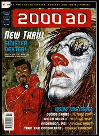 image of 2000 AD #1051