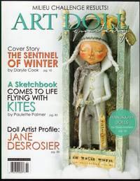 image of Art Doll Quarterly - Nov/Dec/Jan 2011, Volume 8. Issue 4