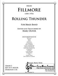 Rolling Thunder (Brass Band)