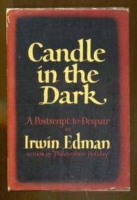 image of Candle in the Dark: A Postscrpt to Despair