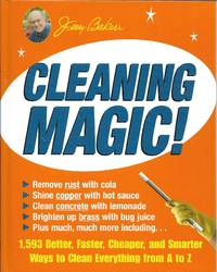 Jerry Baker\'s Cleaning Magic