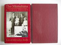 image of The Menuhins  -  A Family Odyssey