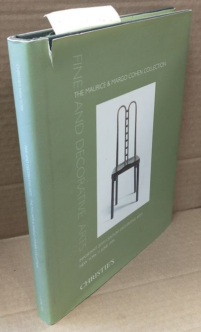 New York: Christie's, 1999. Hardcover. Small Quarto; G/G; light green spine with white text; dust ja...