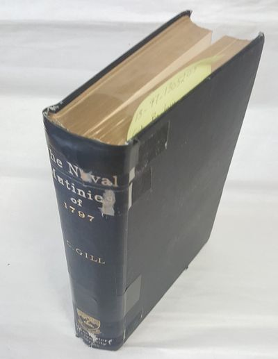 Manchester: University of Manchester, 1913. Hardcover. Octavo; G-/no DJ; Ex-Library; Hardcover w/out...
