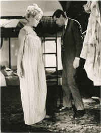 image of Please, Not Now! [La Bride sur le cou] (Original photograph of Roger Vadim and Brigitte Bardot from the set of the 1961 film)