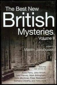The Best New British Mysteries (Volume II)