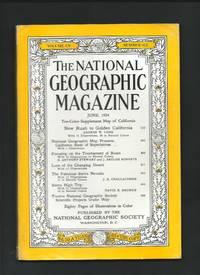 The National Geographic Magazine - June 1954 Vol. CV  No. 6