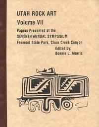 Utah Rock Art Volume VII