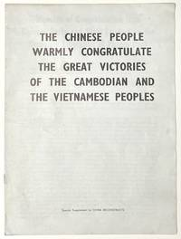 image of The Chinese People Warmly Congratulate the Great Victories of the Cambodian and the Vietnamese Peoples