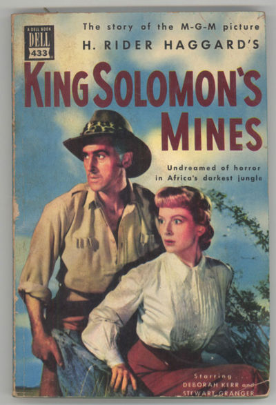 New York: Dell Publishing Company, 1950. Small octavo, pictorial wrappers. First edition. Dell 433. ...