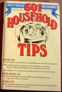 501 Household Hints 1990 #3