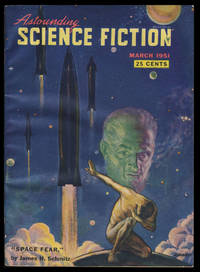 The Man from Outside in Astounding Science Fiction March 1951. (Signed Copy)