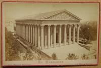 Cabinet Photograph: La Madeleine.
