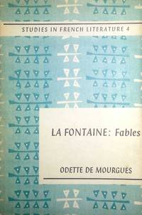 image of La Fontaine : Fables