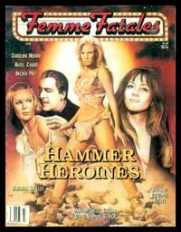 image of FEMME FATALES - Volume 6, number 1 - July 1997 - The Luscious Ladies of Horror, Fantasy and Science Fiction