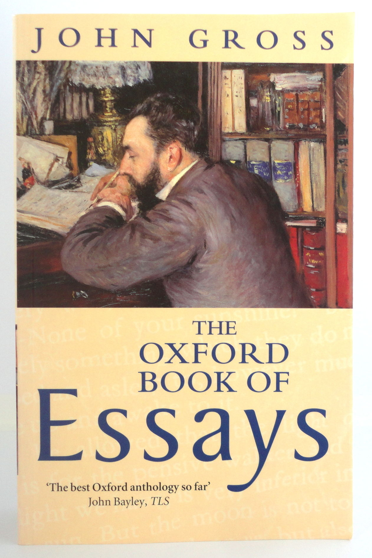 the oxford book of american essays The oxford book of american essays by henry james collection (library of congress) dlc at onreadcom - the best online ebook storage download and read online for free the oxford book of.