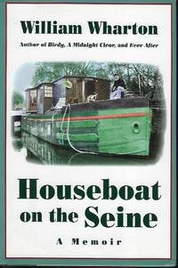 HOUSEBOAT ON THE SEINE