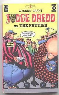 JUDGE DREDD VS. THE FATTIES.  JUDGE DREDD GRAPHIC PAPERBACKS 3.