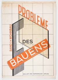 Probleme des Bauens. Band I. Wohnbau (Problems of Architecture. Volume I. Residential Building)