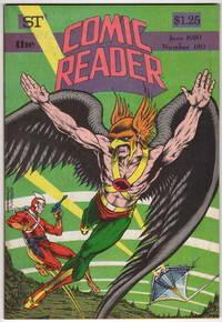 The Comic Reader Number 180, June 1980