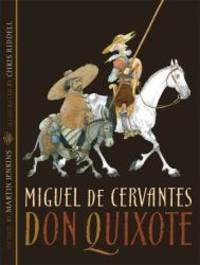 image of Don Quixote (Candlewick Illustrated Classic)