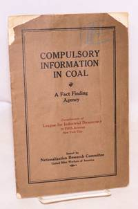 Compulsory information in Coal, a fact finding agency