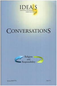 Conversations: Religion and Responsibility (Issue 31, Winter 2018/5778)