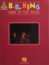 B. B. King: Live at the Regal - Guitar Recorded Versions
