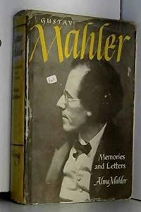 image of Gustav Mahler: Memories and Letters