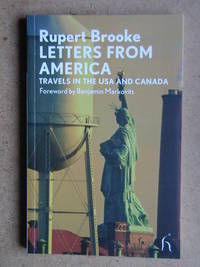 Letters from America: Travels in the USA and Canada.
