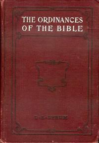 Ordinances of the Bible