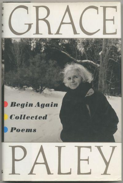 New York: Farrar Straus Giroux, 2000. Hardcover. Fine/Fine. First edition. Fine in fine dustwrapper.