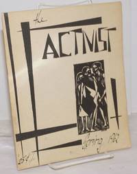 image of The Activist: Vol. 2 no. 3, Spring 1962