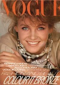 image of VOGUE UK 1981: LISA RYALL