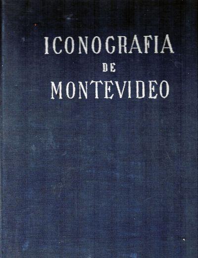 Montevideo: Concejo Departmental de Montevideo, 1955. First edition. Hardcover. Orig. navy cloth let...