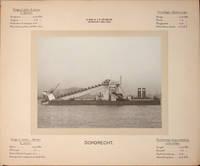 A TYPOLOGY OF DREDGES  THE PHOTOGRAPHS OF J. H. TOLLENS  Dredge Photographs. Dordrecht (Holland): A. Bos & J. P. Heijblom, [c. 1910].