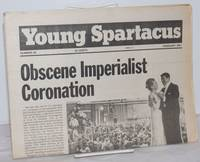 Young Spartacus [1 issue of the newspaper] by  ed  Bonnie - 1981 - from Bolerium Books Inc., ABAA/ILAB (SKU: 254265)