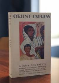 Orient Express With Illustrations in Color from Paintings by the Author.