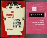 image of The Beginners Book of Screen Process Printing