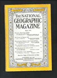 The National Geographic Magazine - May 1954 Vol. CV  No. 5