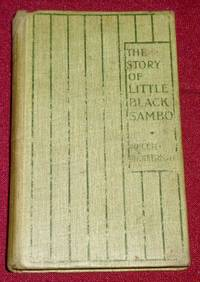 The STORY of LITTLE BLACK SAMBO, FIRST EDITION U.K.