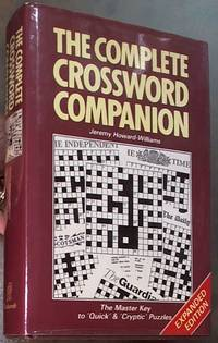 image of Complete Crossword Companion -- Expanded Edition