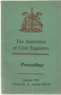 image of Proceedings October 1959 Vol.14 Session 1958-59