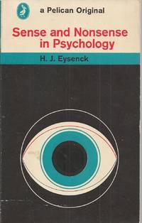 image of Sense and Nonsense in Psychology