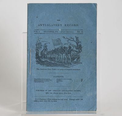 THE ANTI-SLAVERY RECORD
