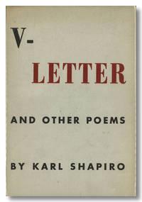 V- LETTER AND OTHER POEMS
