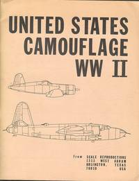 United States Camouflage, WW II by Dial Jay Frank - 1st Thus. - 1964 - from Dereks Transport Books and Biblio.com