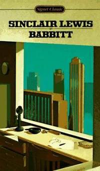 Babbitt by Sinclair Lewis - Paperback - 1961 - from ThriftBooks (SKU: G0451523660I3N00)