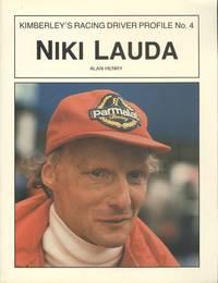 Kimberley's Racing Driver Profile No.4 - Niki Lauda